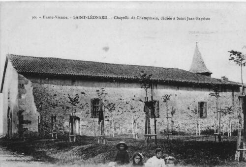 La Chapelle de Champmain