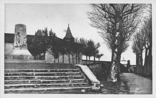 Vieille chapelle de Champmain
