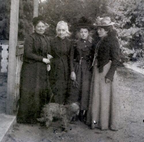 À Bassoleil - Mme Gay-Lussac - M.-L. Colas - A. du Muraud (1901)