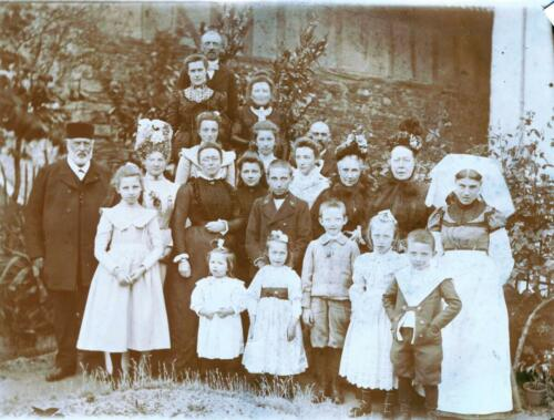Famille Gay-Lussac - Marie-Louise Colas (1900)