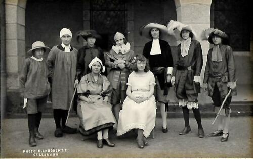 Fête ESJF - L'Avare (12 juillet 1926)