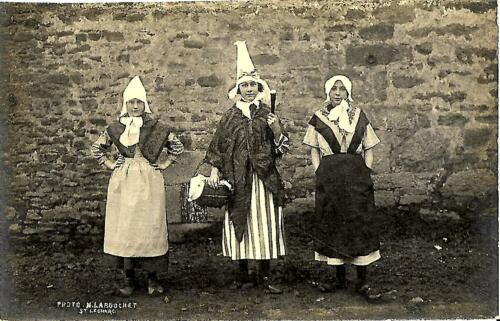 Fête 3 filles (1930)
