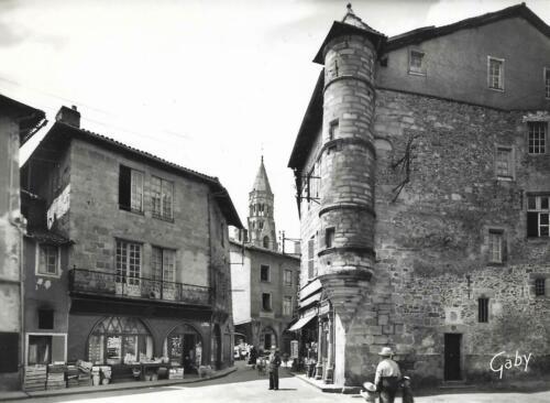 """Maison """"de la tour ronde"""""""