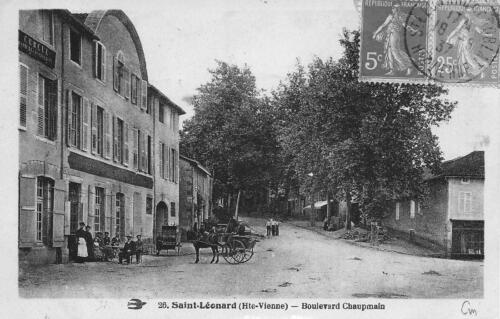 Boulevard Chaupmain