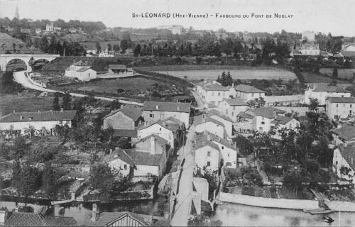 Faubourg du Pont de Noblat