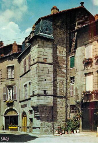 """Maison """"de la tour carrée"""""""