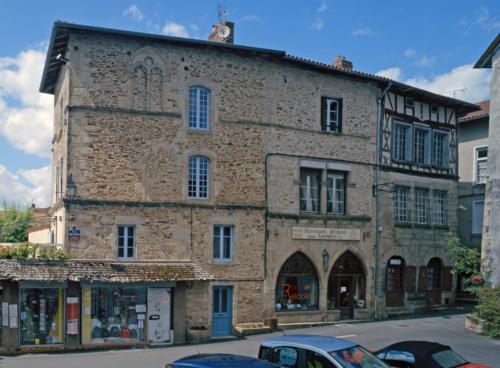 Maisons vers 1300