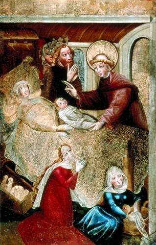 1455-1465, Musée de la ville de Friesach, Autriche.