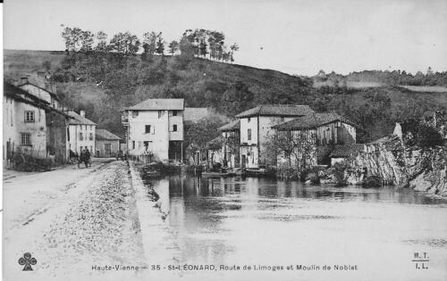 La route de Limoges