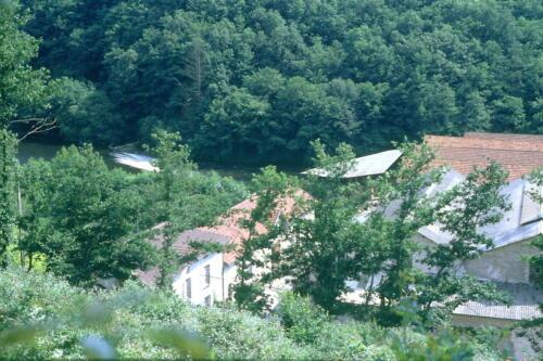 Moulin de Fontraynaud (juillet 1981)