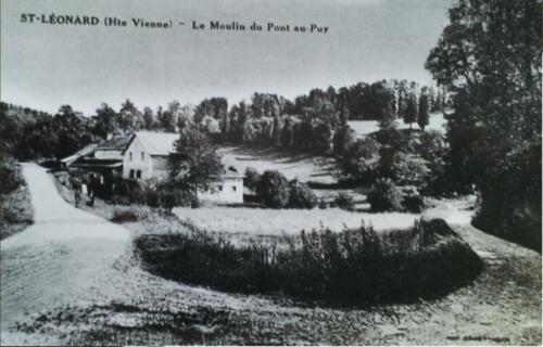 Moulin du Pont-au-Puy