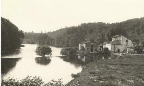 Moulin sur la Vienne
