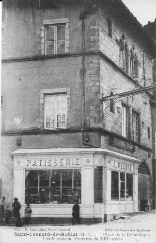 Pâtisserie Beaure