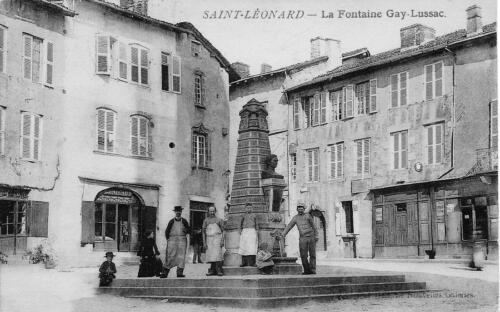 Place Gay Lussac