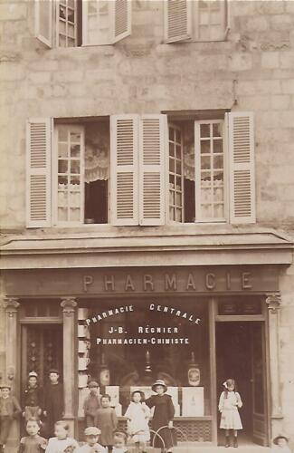 Pharmacie Régnier