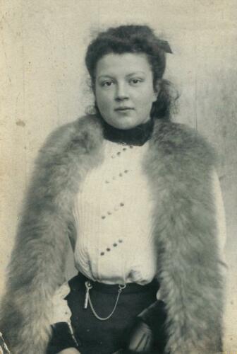 Marie-Louise Colas - Fourrure