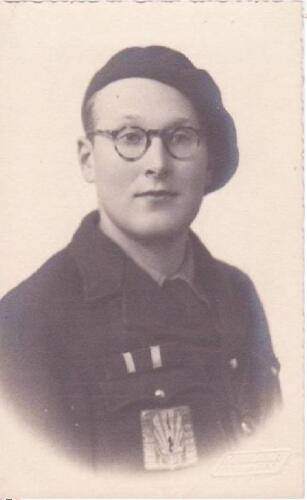 Résistant des FTP-FFI (1940-1945)