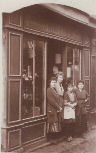Quincaillerie Roudeau - Rue de la Révolution