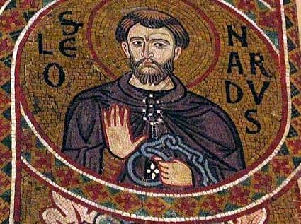 Mosaique du XII°siècle, Chapelle Palatine, Palerme, Italie.