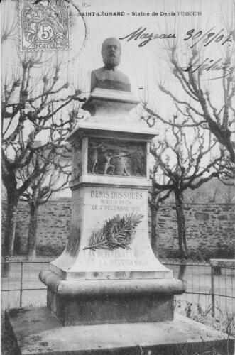 Monument Denis Dussoubs