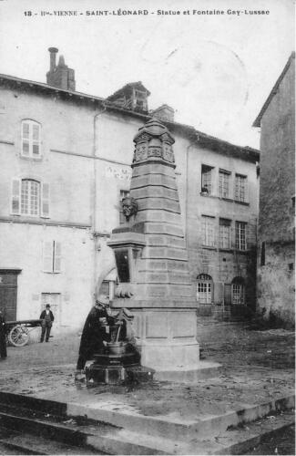 Fontaine Gay-Lussac