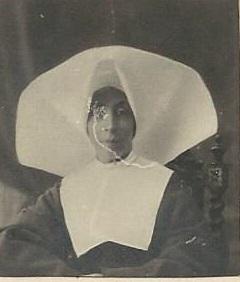 Sœur Adèle Veyrier du Muraud