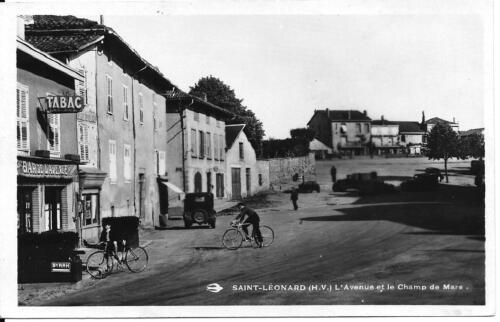 Avenue du Champ de Mars