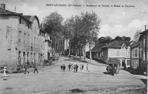 Boulevard Verdun