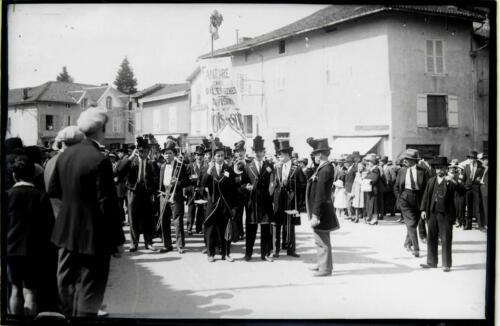 Fanfare Gueules Sèches - Saint-Léonard