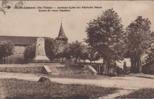 Ancienne église des pénitents blancs