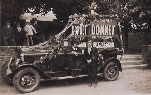 Automobile Donnet