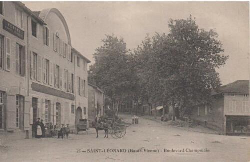 Boulevard Champmain