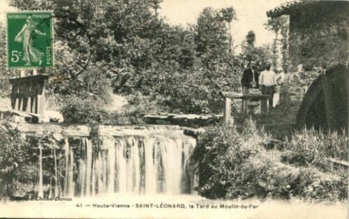 Moulin du fer sur le Tard