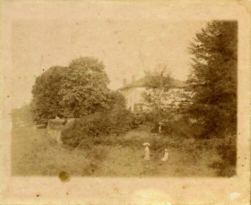 Château du Repaire de Tardivet. 15-17 août 1902
