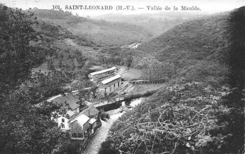 Vallée de la Maulde