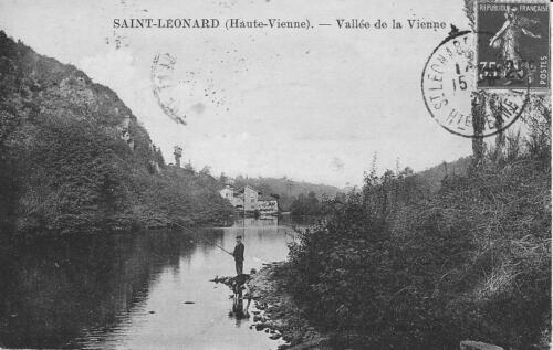 Vallée de la Vienne