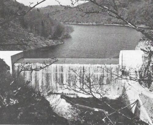 Barrage de l'Artige