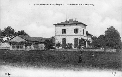 Château de Masrévéry