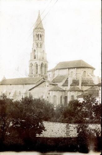 Collégiale-sud après restauration (1879)
