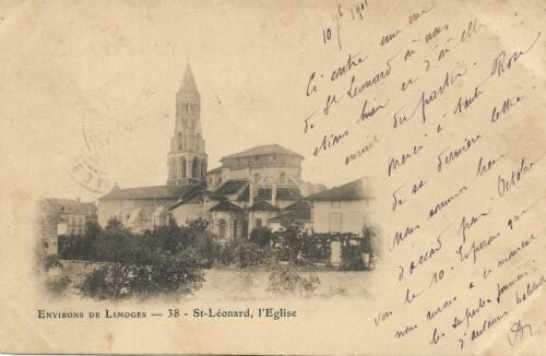 Collégiale-sud (1901)