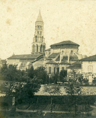 Collégiale-sud  (circa 1900)