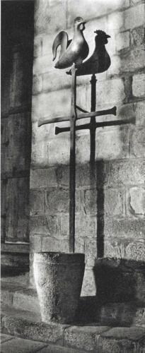 Coq du clocher (XVIIIe)