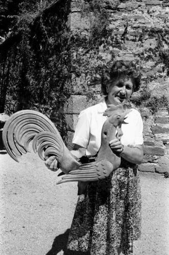 Ancien coq - (28.07.1984)
