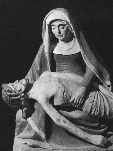 Pieta XVe siècle