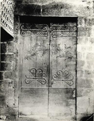 Porte - Pentures (1913)