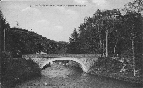 Pont sur la Maulde