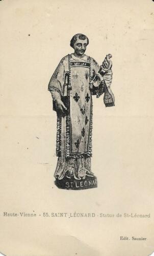 Statue de saint Léonard (1935)