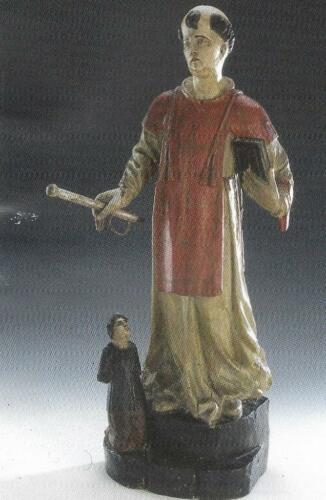 Statue Saint Léonard