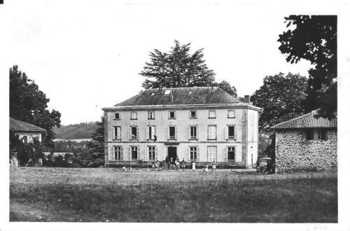 Colonie de vacances - Château de Lussac