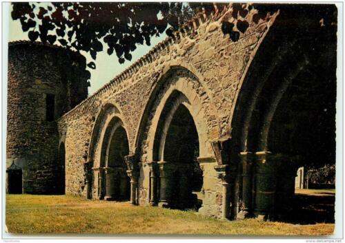 Ruines du prieuré